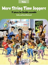 Picture of More String Time Joggers Viola Book