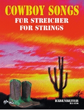 Picture of Cowboy Songs for Strings - Flexible String Ensemble