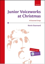 Picture of Junior Voiceworks at Christmas Bk/CD