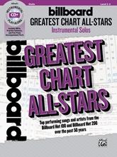 Picture of Billboard Greatest Chart All Stars Violin Bk/CD