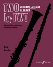 Picture of Two By Two Duets for Flute and Clarinet