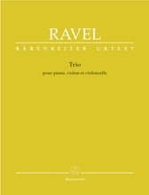 Picture of Piano Trio for Piano Violin & Cello Score/Parts
