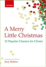 Picture of A Merry Little Christmas SATB