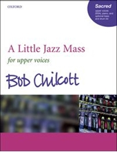 Picture of A Little Jazz Mass for Upper Voices