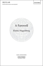 Picture of A Farewell SATB