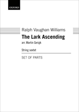 Picture of The Lark Ascending for String Sextet- Set of Parts