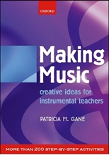 Picture of Making Music: Creative Ideas for Instrumental Teachers