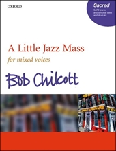 Picture of A Little Jazz Mass SATB
