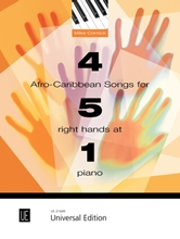 Picture of 4 Afro-Caribbean Songs for 5 Right Hands at 1 Piano