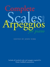 Picture of Complete Scales and Arpeggios for Piano