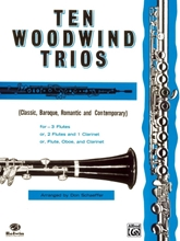 Picture of 10 Woodwind Trios