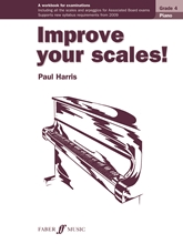 Picture of Improve Your Scales Piano Grade 4
