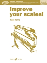 Picture of Improve Your Scales Piano Grade 3