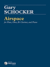Picture of Airspace for Flute Oboe Clarinet and Piano