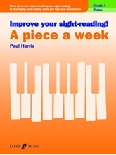 Picture of Improve Your Sight Reading Piece a Week Piano Gr 4