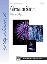 Picture of Celebration Scherzo - Piano Solo
