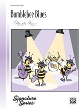 Picture of Bumblebee Blues - Piano Solo