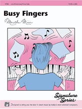 Picture of Busy Fingers - Piano Solo