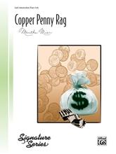 Picture of Copper Penny Rag - Piano Solo