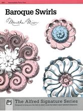 Picture of Baroque Swirls - Piano Solo