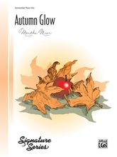 Picture of Autumn Glow - Piano Solo