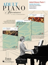 Picture of Adult Piano Adventures Level 1 Bravo Pack