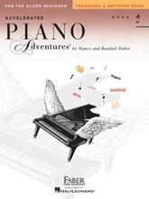 Picture of Accelerated Piano Adventures Boook 2 Technique & Artistry