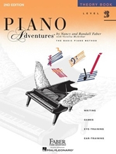 Picture of Piano Adventures Level 2B Theory Book