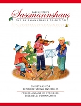 Picture of Christmas For Beginner String Ensemble Score/Parts