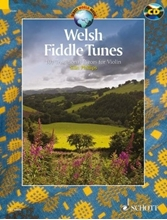 Picture of Welsh Fiddle Tunes Bk/Cd