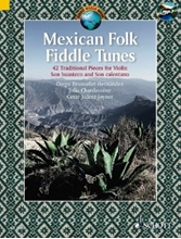 Picture of Mexican Folk Fiddle Tunes Violin Book/CD