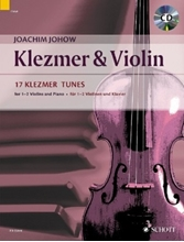 Picture of Klezmer and Violin Book/CD