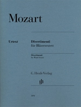 Picture of Divertimenti for 2 Oboes 2 Horns and 2 Bassoons