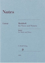 Picture of Henle Notes Notebook