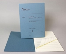 Picture of Henle Music Manuscript 12 Stave & Notes A4 100 Pages
