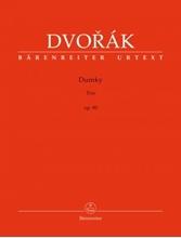 Picture of Dumky Trio Op 90 Score/Parts