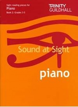 Picture of Trinity Sound At Sight Piano Book 2 Grade 3-5 Series 1