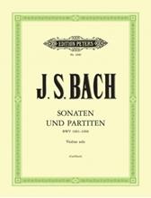 Picture of 6 Solo Violin Sonatas and Partitas BWV1001-1006