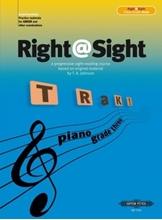 Picture of Right @ Sight Grade 3 Progressive Sight Reading for Piano