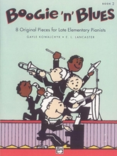 Picture of Boogie N Blues Book 2 Piano