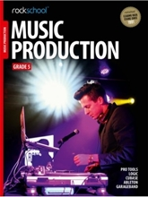 Picture of Rockschool Music Production Grade 5 2016