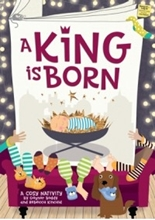 Picture of A King Is Born Book/CD