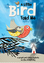 Picture of A Little Bird Told Me Book/CD