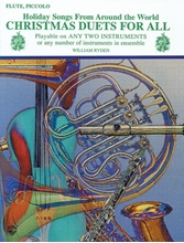 Picture of Christmas Duets for All Flute/Piccolo