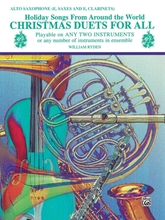 Picture of Christmas Duets for All Eb Saxophone
