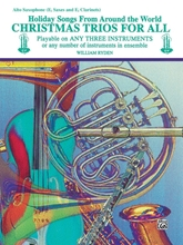 Picture of Christmas Trios for All Eb Saxophone