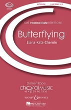 Picture of Butterflying 3 Part Treble