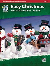 Picture of Easy Christmas Instrumental Solos Violin Book/CD