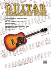 Picture of Belwin's 21st Century Guitar Tablature Book