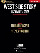 Picture of West Side Story Intrumental Solos - Flute Book/CD